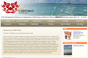 21st International Conference on Computing in High Energy and Nuclear Physics (CHEP)