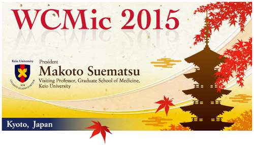 10th World Congress for Microcirculation (WCMic 2015)