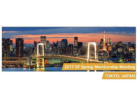 2017 IIF SPRING MEMBERSHIP MEETING